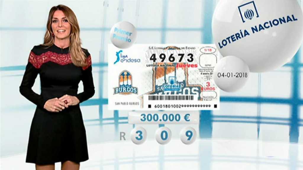 Lotería Nacional + La Primitiva + Bonoloto - 04/01/18