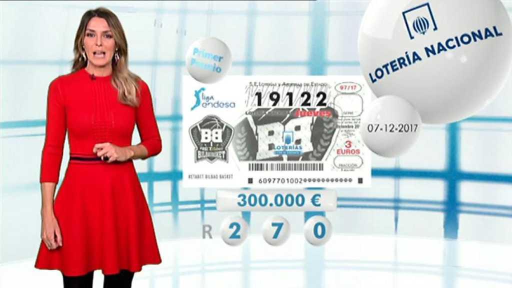 Lotería Nacional + La Primitiva + Bonoloto - 07/12/17