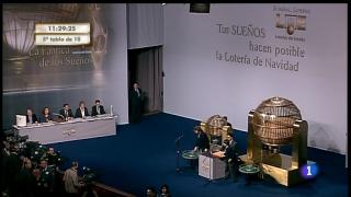 Especial informativo - Sorteo de la Lotería de Navidad 2011 - Cuarta hora