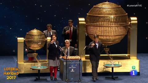 Lotería de Navidad 2017: 71198, el premio gordo