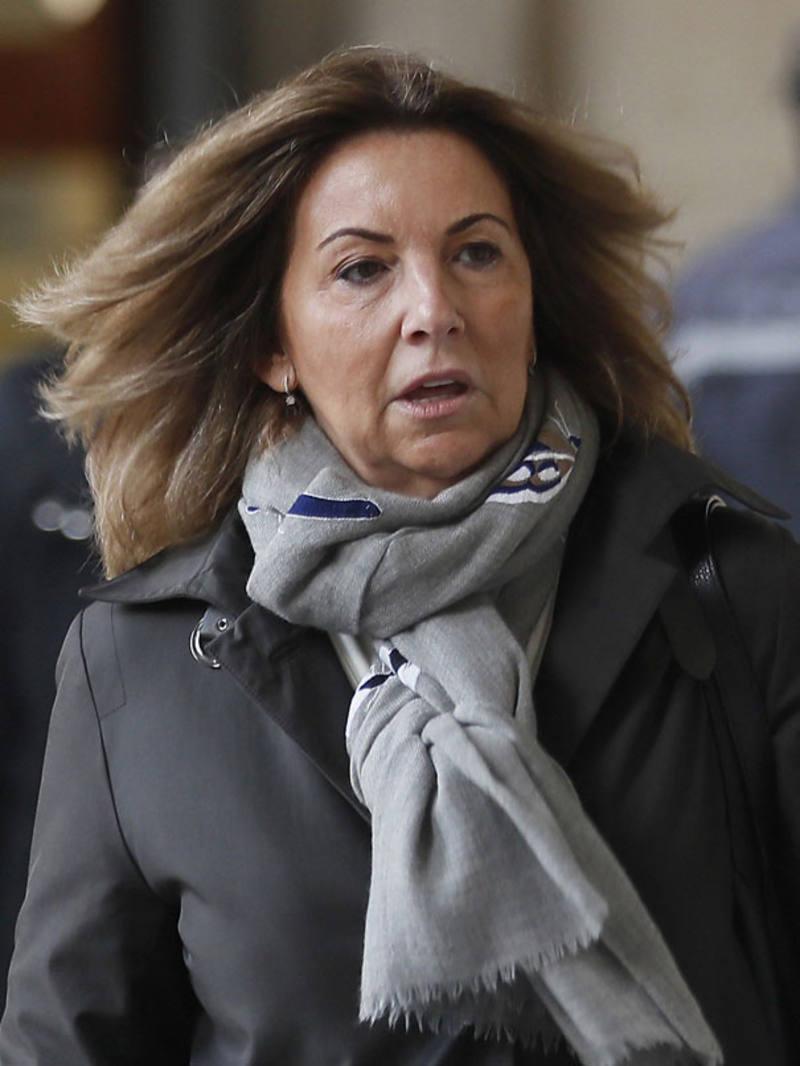 Lourdes Medina, ex secretaria general técnico de Empleo