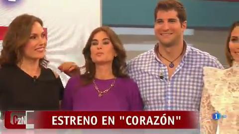 Corazón - Lourdes Montes, Julián Contreras Jr y Rosanna Zanetti, nuevos colaboradores de 'Corazón'