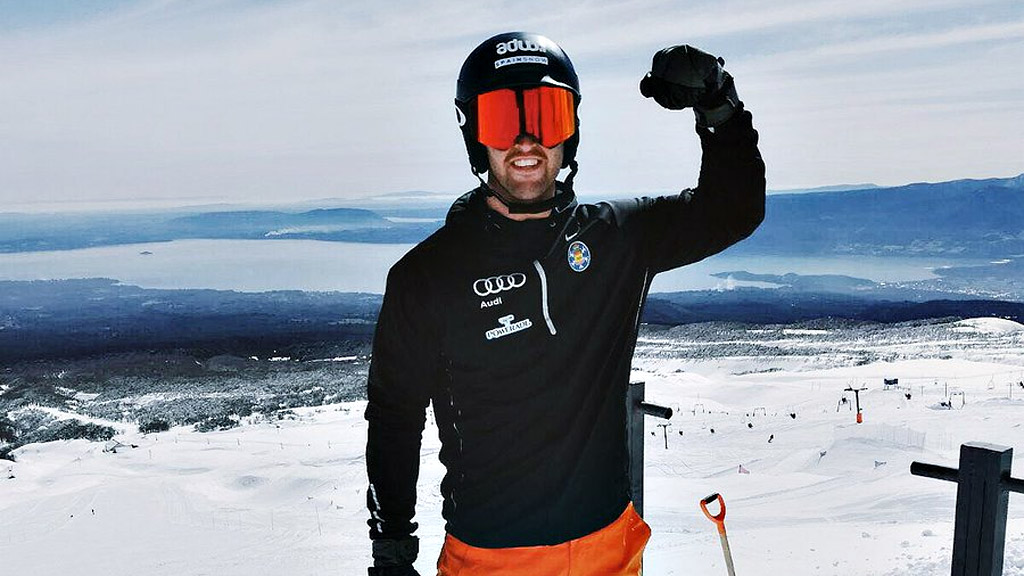 Lucas Eguibar afronta el 2018 con el reto de colgarse una medalla olímpica