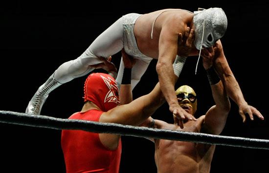 Lucha libre mexicana en Madrid - RTVE.es