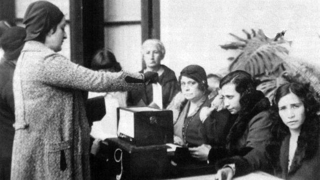 La lucha por el voto de las mujeres