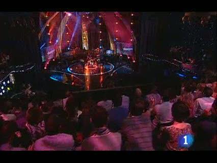 """Destino Eurovisión - Lucía Pérez canta """"C'est la vie..."""""""