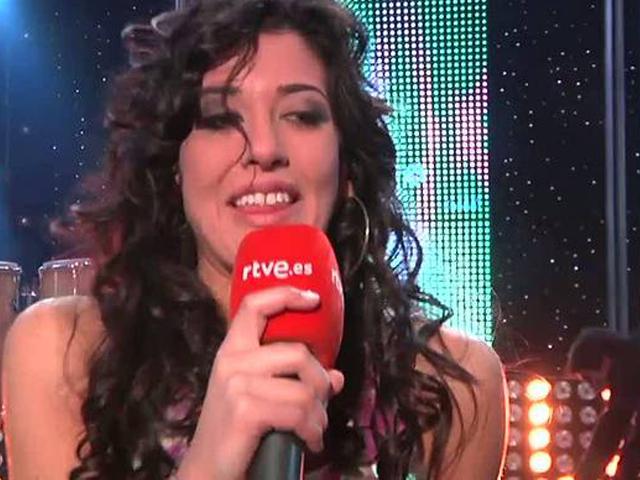 Primeras impresiones de Lucía Pérez tras ganar Destino Eurovisión