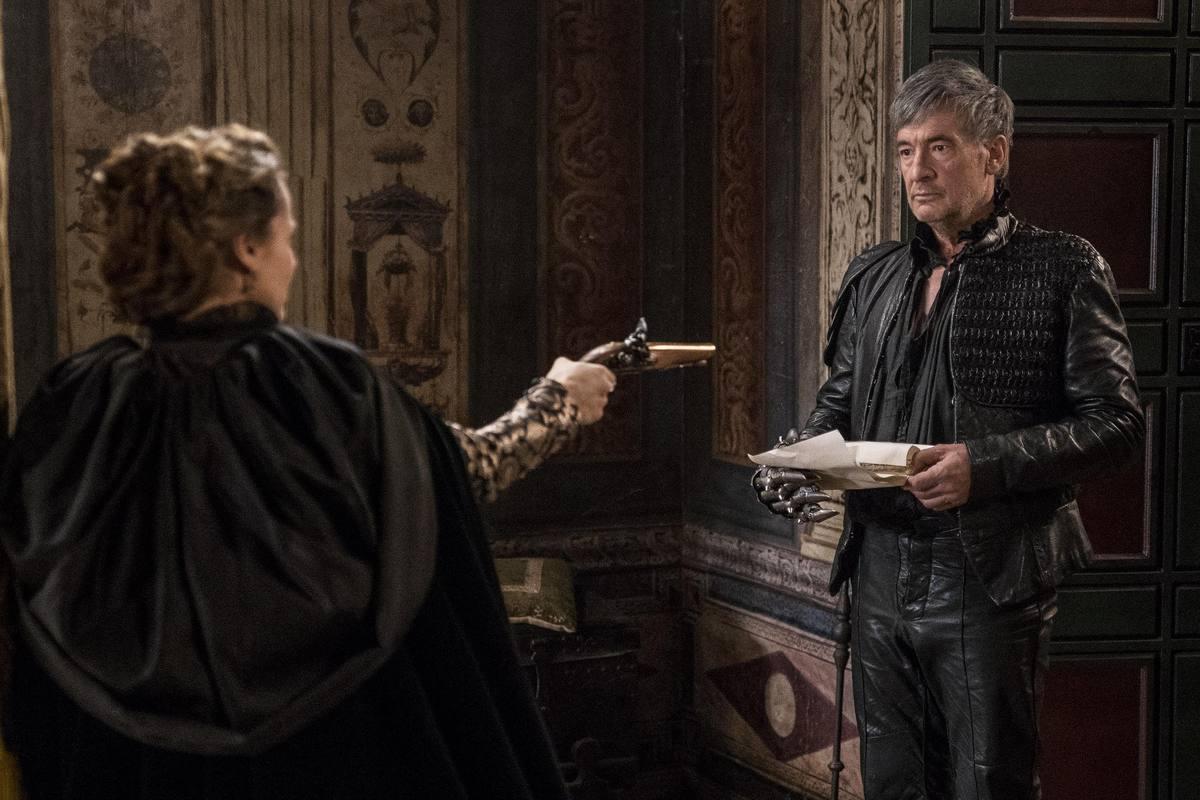 Lucrecia y Hernán, una relación llena de tensiones