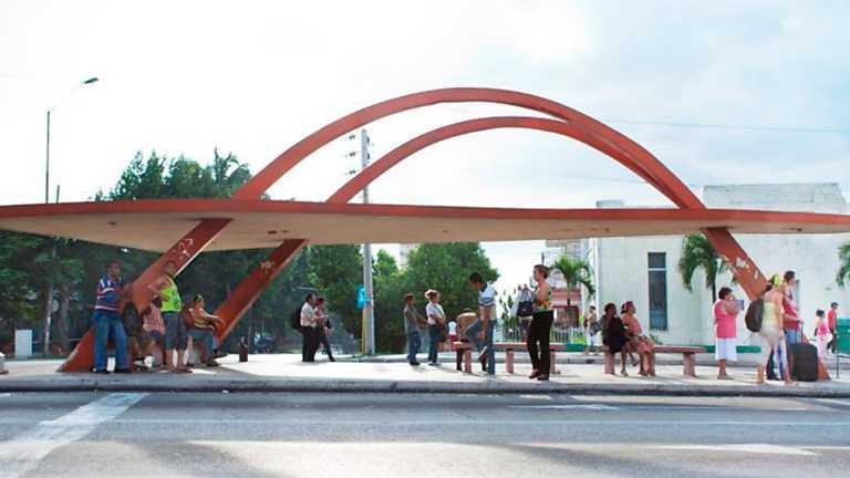 Metrópolis - Lugares de tránsito