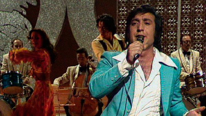 """Cachitos de hierro y cromo - El cachito del viernes - El Luis: """"Te lo digo cantando"""" (La hora de Rocío Jurado, 1976)"""