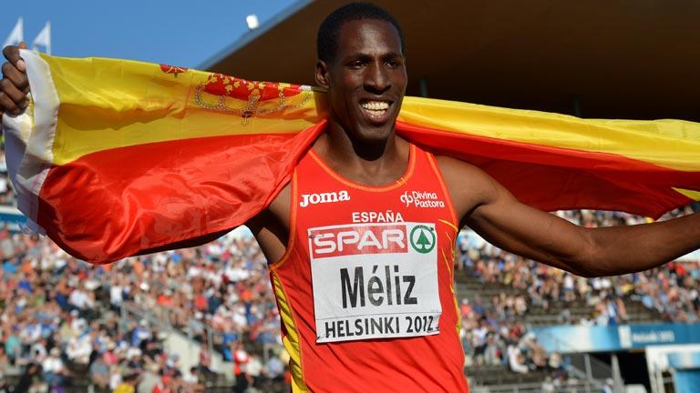 Luis Felipe Méliz, plata europea en Longitud