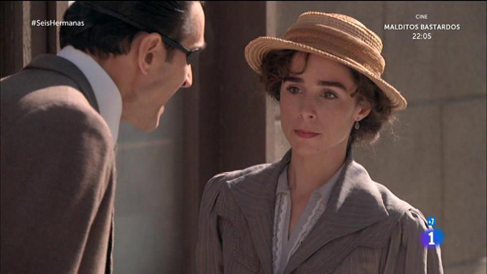 Seis Hermanas - Luis trata de convencer a Celia de que deben matar a Marina
