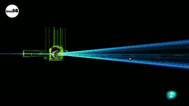 tres14 - Curiosidades científicas -  La Luna afecta a los aceleradores