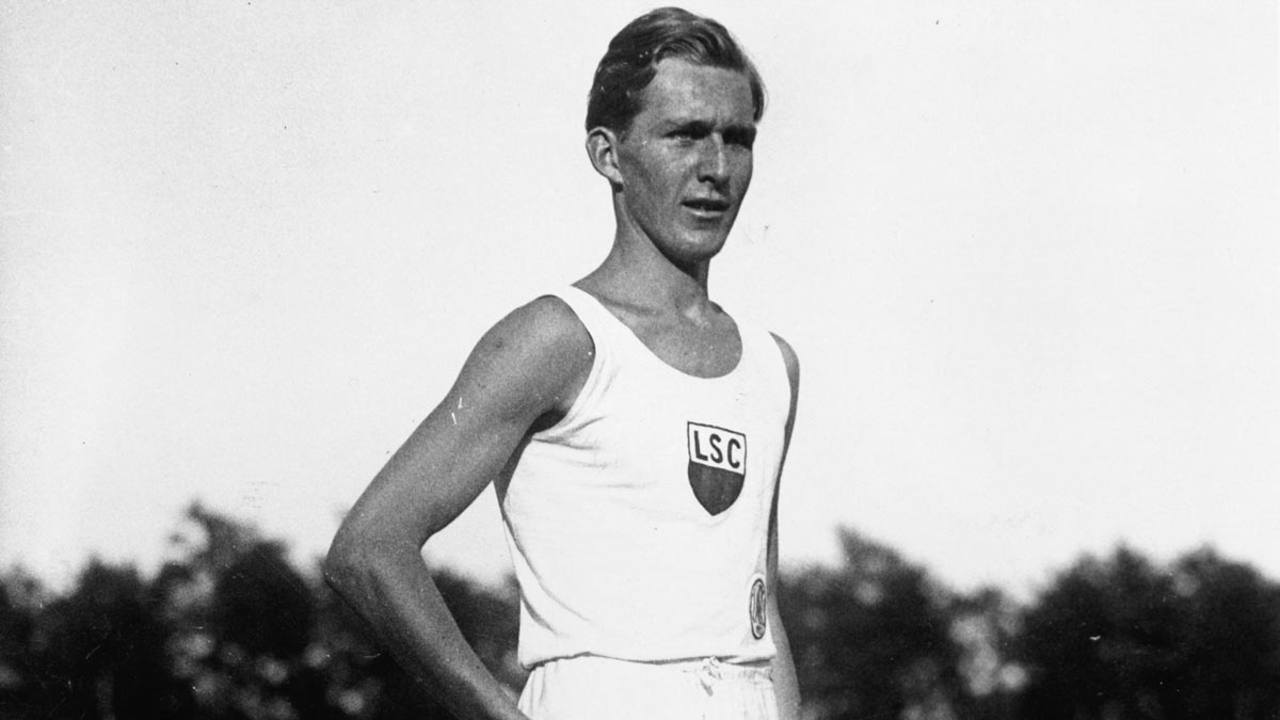 Lutz Long era la gran esperanza de Hitler en los Juegos Olímpicos