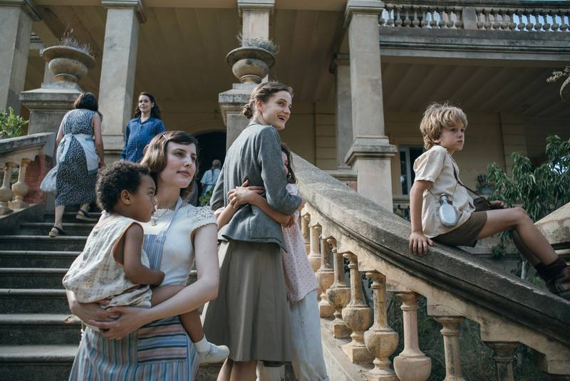 'La luz de Elna' retrata la historia de Elisabeth Eidenbenz en la maternidad de Elna durante la II Guerra Mundial