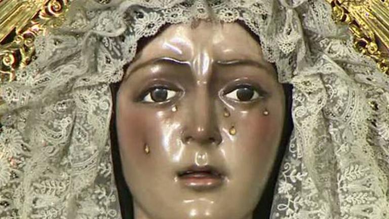 La Macarena de Sevilla registra como marca el rostro de la famosa virgen
