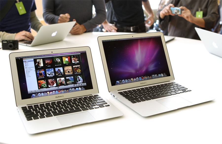 MacBook Air, un nuevo portatil con aspiraciones