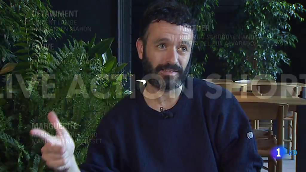 'Madre' de Sorogoyen podrá ser el primer cortometraje de ficción español en ganar un Oscar