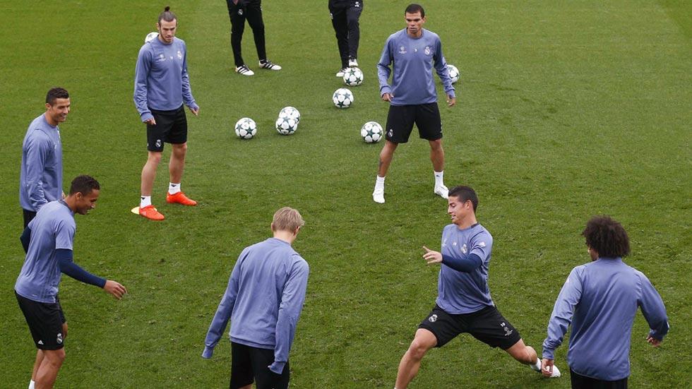 El Madrid busca la victoria ante el Legia de Varsovia