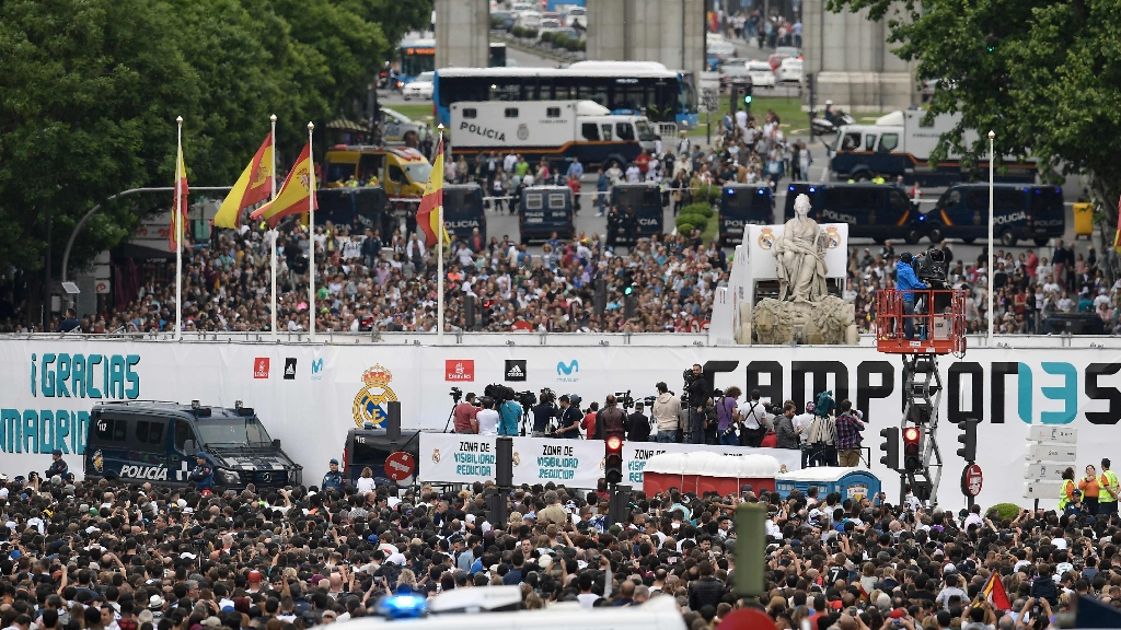 Informe Semanal - Madrid, capital del fútbol mundial
