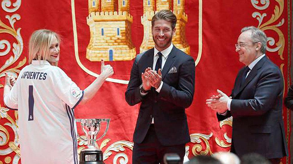 El Madrid comienza a festejar la 'Duodécima' en Sol