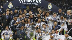 El Madrid conquista la Supercopa en Cardiff