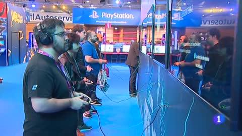 Madrid Games Week abre sus puertas