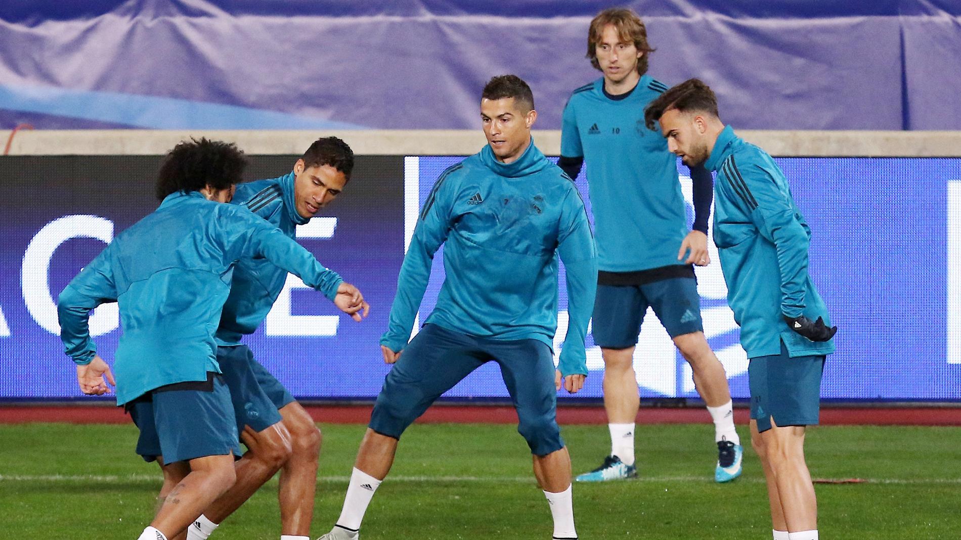 El Madrid, a ganar al Apoel para sellar los octavos