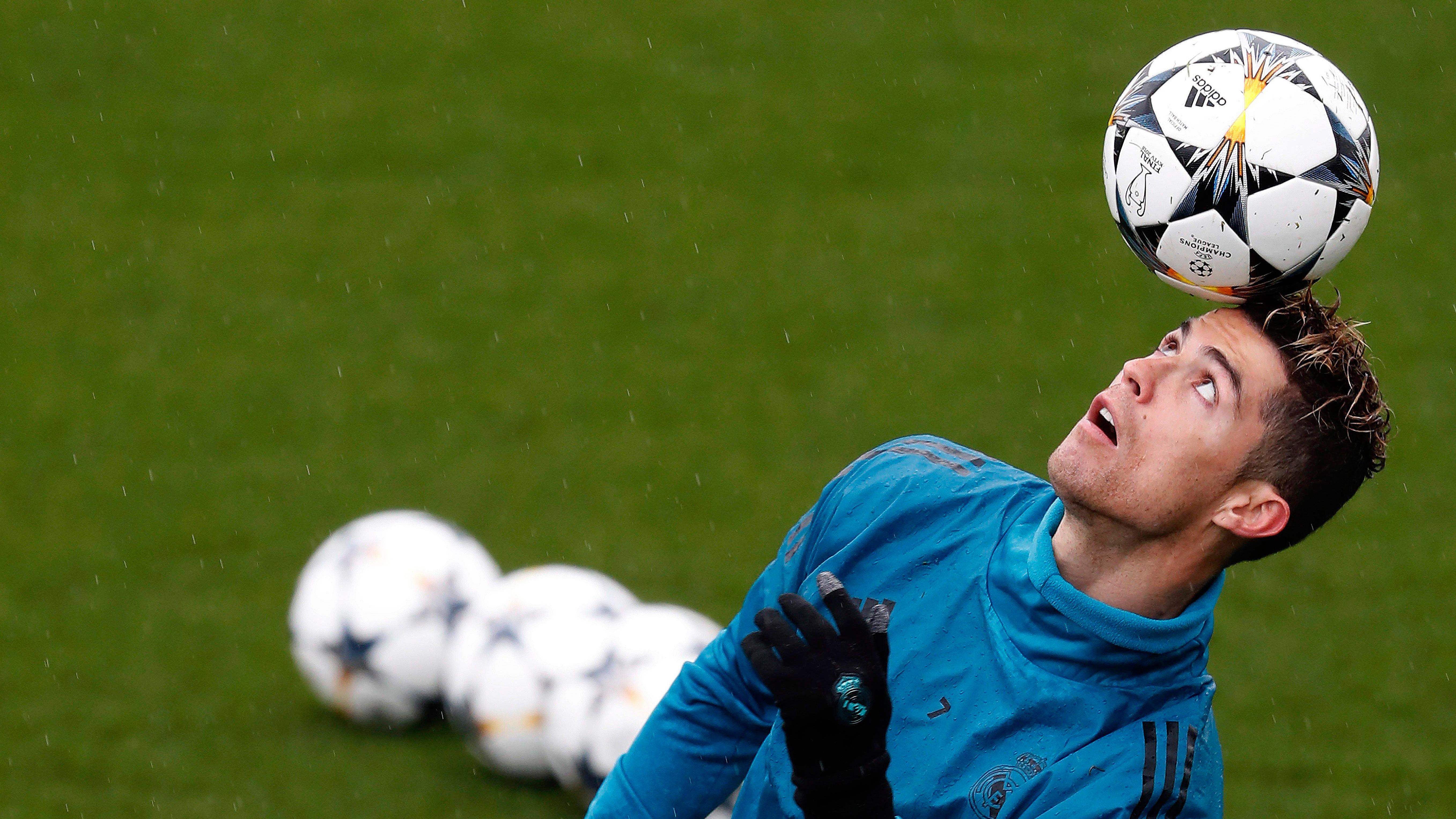 El Madrid recibe a la Juve con la ventaja del 0-3 de la ida