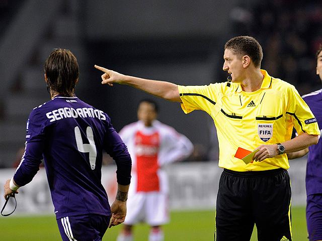 El Real Madrid recibe otro castigo en forma de sanciones