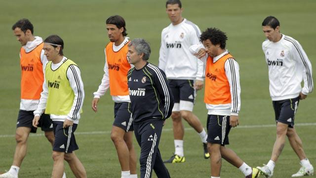 El Madrid va con todo a Valencia
