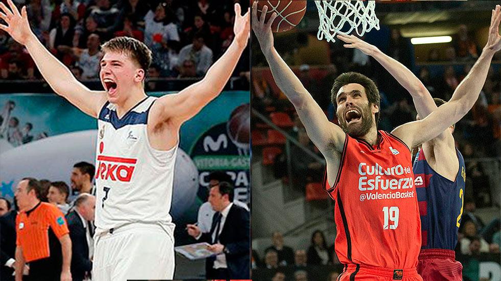 Madrid y Valencia Basket pelearán por la Copa del Rey de Baloncesto
