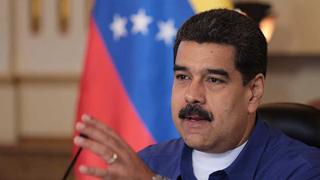 """Maduro, a Rajoy: """"Saque sus narices de Venezuela"""""""