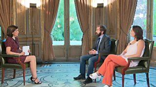 Conversatorios en Casa de América - Magdalena Correa y Daniel Oliva