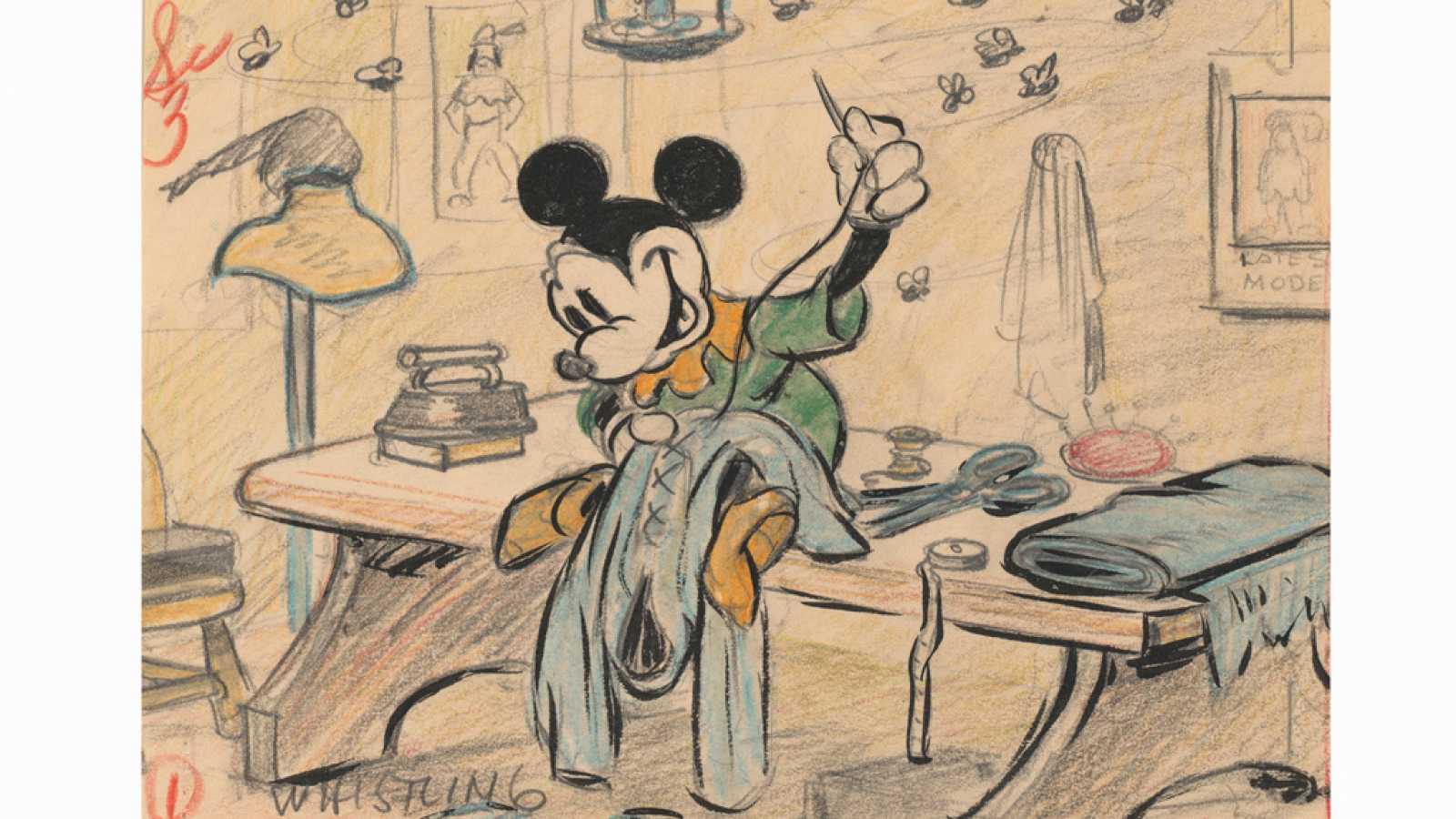La magia de los cuentos de Disney en una exposición en Madrid