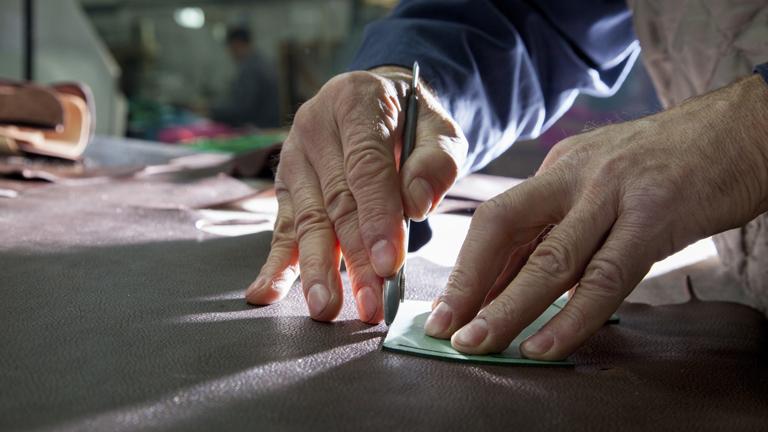 Aquí la Tierra- La magia del cuero artesano