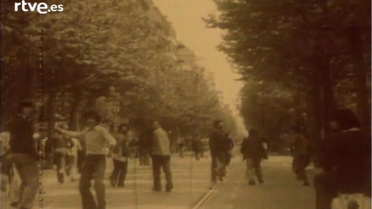 Arxiu TVE Catalunya - L'Illa submergida - El Maig del 68