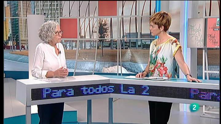 """Para Todos La 2 - Entrevista: Maite Larrauri,  """"Filosofía para profanos"""""""