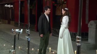 Acacias 38 - 'Making of' - Boda de Pablo y Leonor