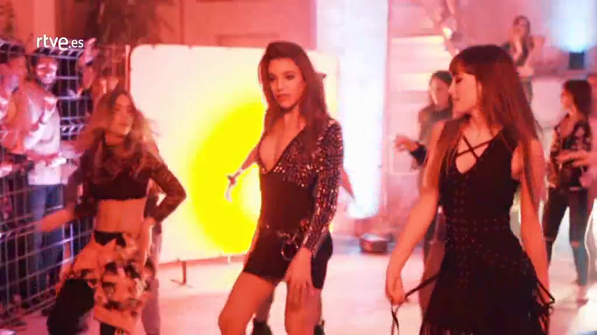 """Eurovisión 2018 - El making of del videoclip de """"Lo malo"""" de Aitana y Ana Guerra"""