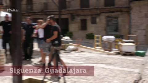 Así se hace MasterChef Celebrity, 'making of' de nuestro exterior en Guadalajara