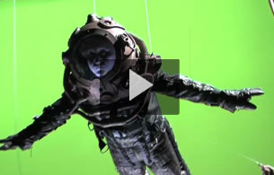 Plutón BRB Nero - Making-of viaje espacial