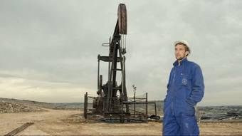 El escarabajo verde - Making off fracking