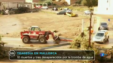 La Mañana - Mallorca se recupera tras las inundaciones