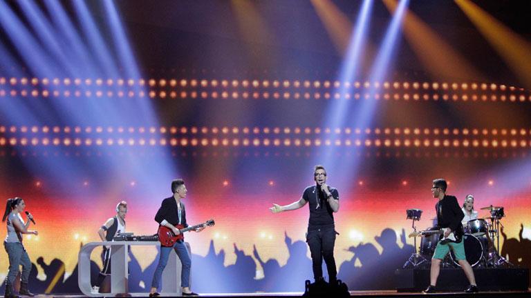 """Malta - Kurt Calleja - """"This is the night"""""""