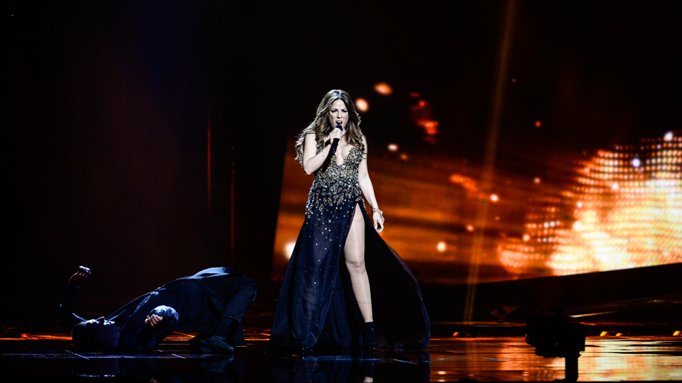 Eurovisión 2016 - Malta: Ira Losco canta 'Walk on Water'