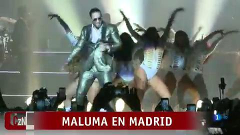 Corazón - Maluma incendia el Wizink Center de Madrid