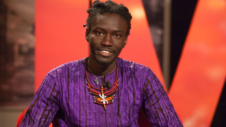Millennium - Entrevista - Mamadou Dia