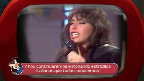Viaje al centro de la tele - Mamma mia (2ª parte)