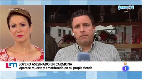 La mañana - 'La Mañana' habla con un familiar del joyero asesinado en Carmona